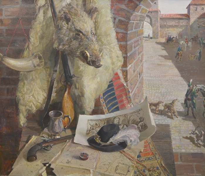 Штудия с пеленок или как стать художником в Беларуси Статьи  Большая